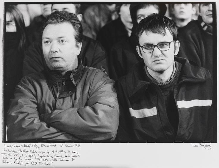 Leeds United v Bradford City, Elland Road. 20 November 1999  Ian Beesley National Media Museum Collection