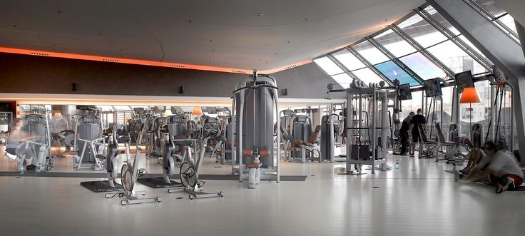 97 best gym images on pinterest gym fitness studio and for Gimnasio las arenas