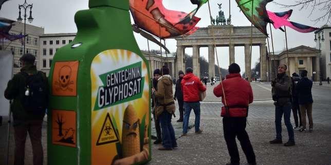 La presse allemande critique vivement le désaccord affiché au sein du gouvernement sur le glyphosate, qui a permis le renouvellement de son autorisation.