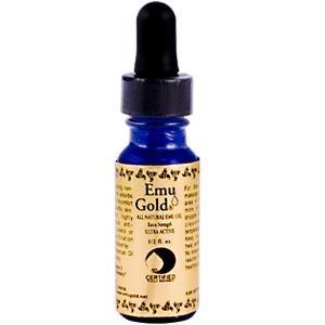 Emu Gold, All Natural Emu Oil, Extra Strength, 1/2 fl oz - iHerb.com  как ночной крем для жирной кожи