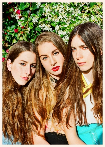 Awesome EP after EP, Haim girls are a big deal :)