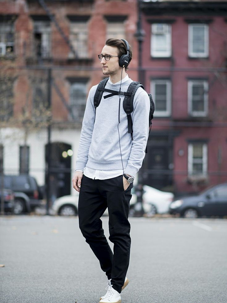 Sweatshirt using this MarcelFlorusslooks│This new backpack in...
