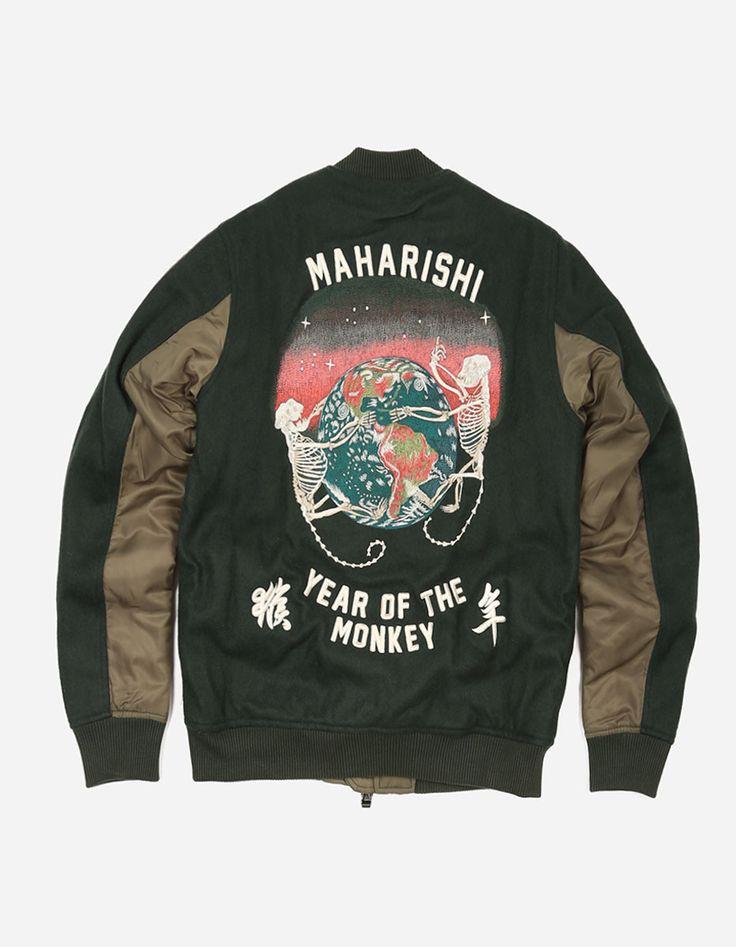 Maharishi Year of the Monkey Jacket
