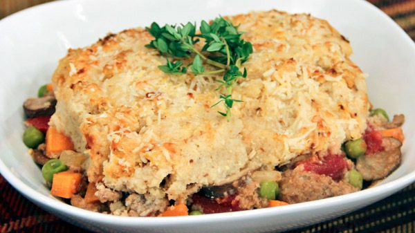 Dish Do-Over: Shepherd's Pie | Steven and Chris | The ultimate comfort food, shepherd's pie is chock full of delicious ingredients that can really add up. Thankfully, with Chef Jo Lusted's Dish Do-Over version, you get all the amazing flavour with only a fraction of the fat and calories!...