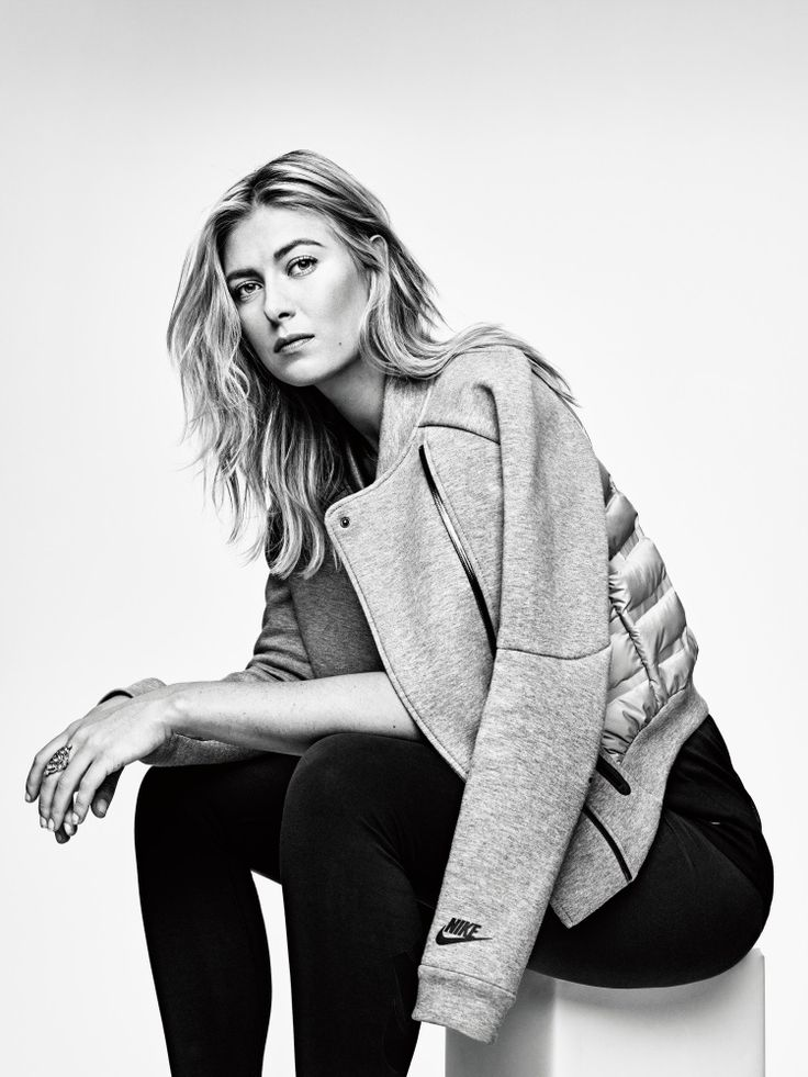 Nike Tech Fleece Aeroloft Jacket 2015 Maria Sharapova
