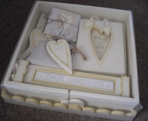 New Baby Box Gifts