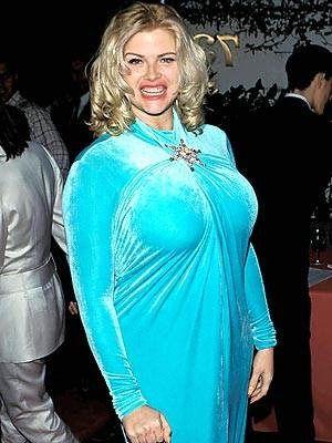 Anna nicole dresses images