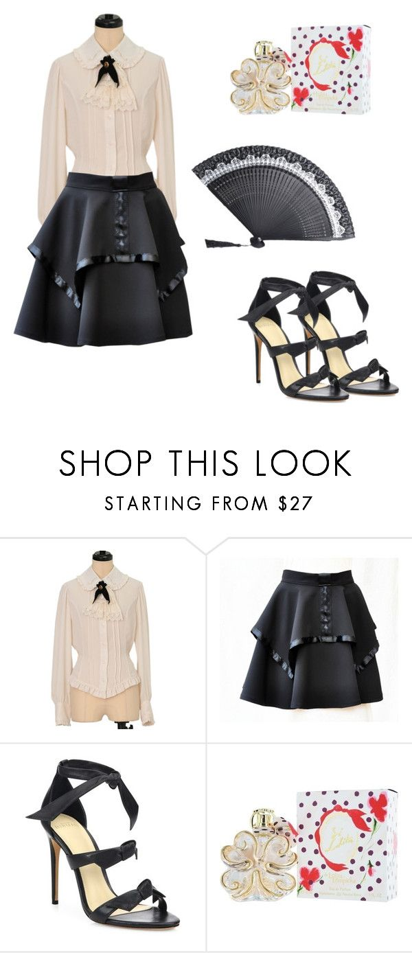 """""""Lolita"""" by spookie1 ❤ liked on Polyvore featuring Alexandre Birman and Lolita Lempicka"""