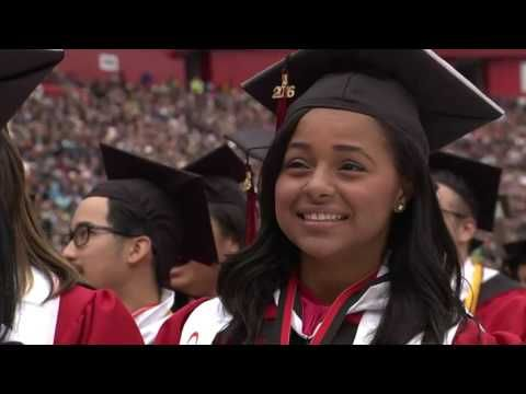 President Obama's full speech at Rutgers commencement   President Obama gave the commencement address to my graduating class at Rutgers University. It was a great speech. Thank you, Mr. President! #RURahRah #ThanksObama