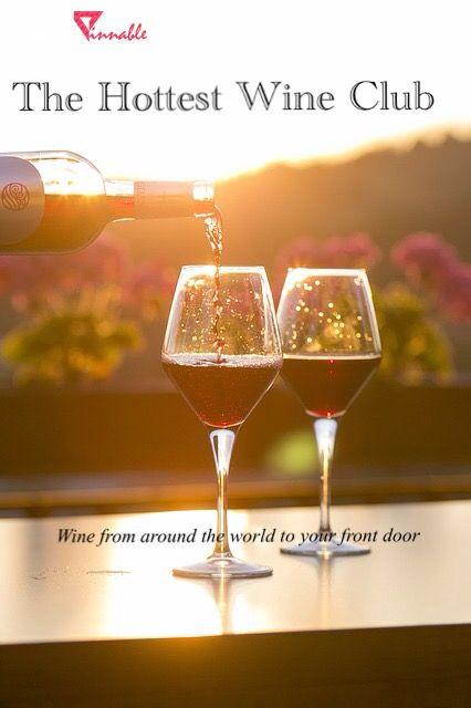 Omg a wine club!❤️