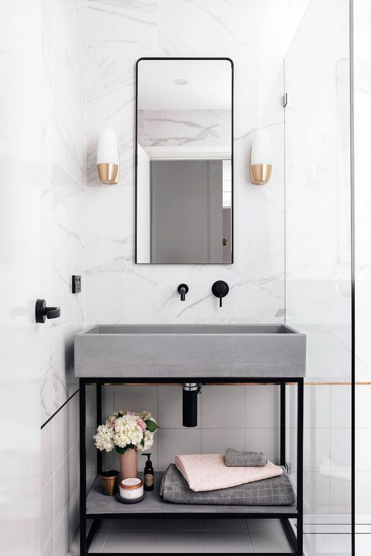 661 besten badezimmer gestaltungsideen bilder auf pinterest badezimmer badezimmerideen und. Black Bedroom Furniture Sets. Home Design Ideas