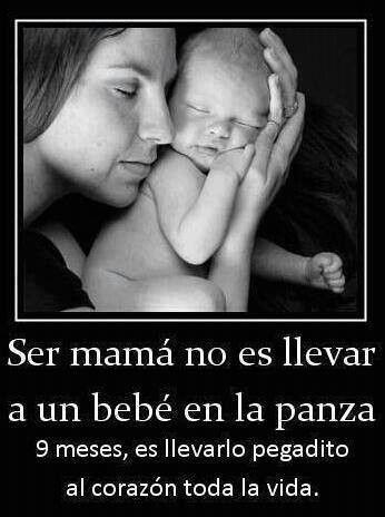 Amo ser mama <3