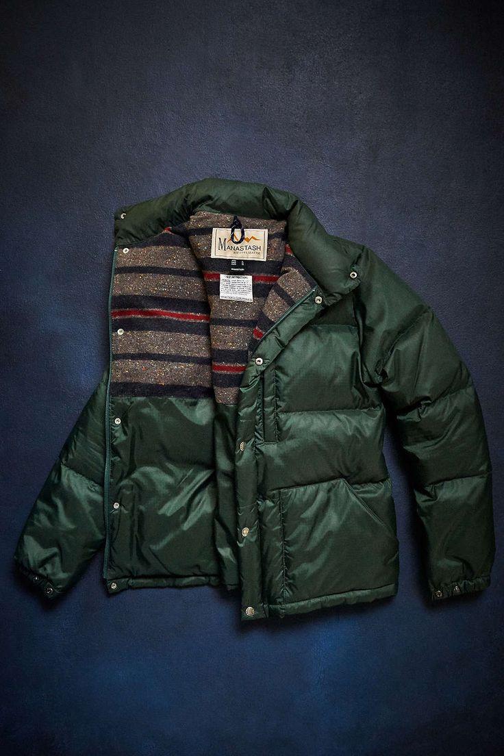 Manastash Marty Down Jacket