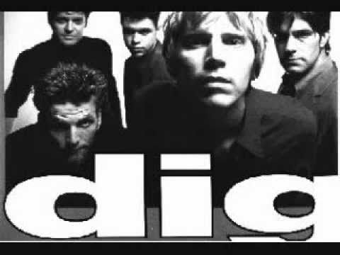 Dig - Fearless (Pink Floyd Cover) In 1991, Scott Hackwith formed the heavy alternative/grunge rock band, Dig, whose debut EP Runt was issued by Caroline Records.