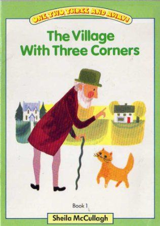 The Village with Three Corners Green Book 1 - One, two, three & away! : Village with Three Corners Green Bk.1: Amazon.co.uk: Sheila McCullag...