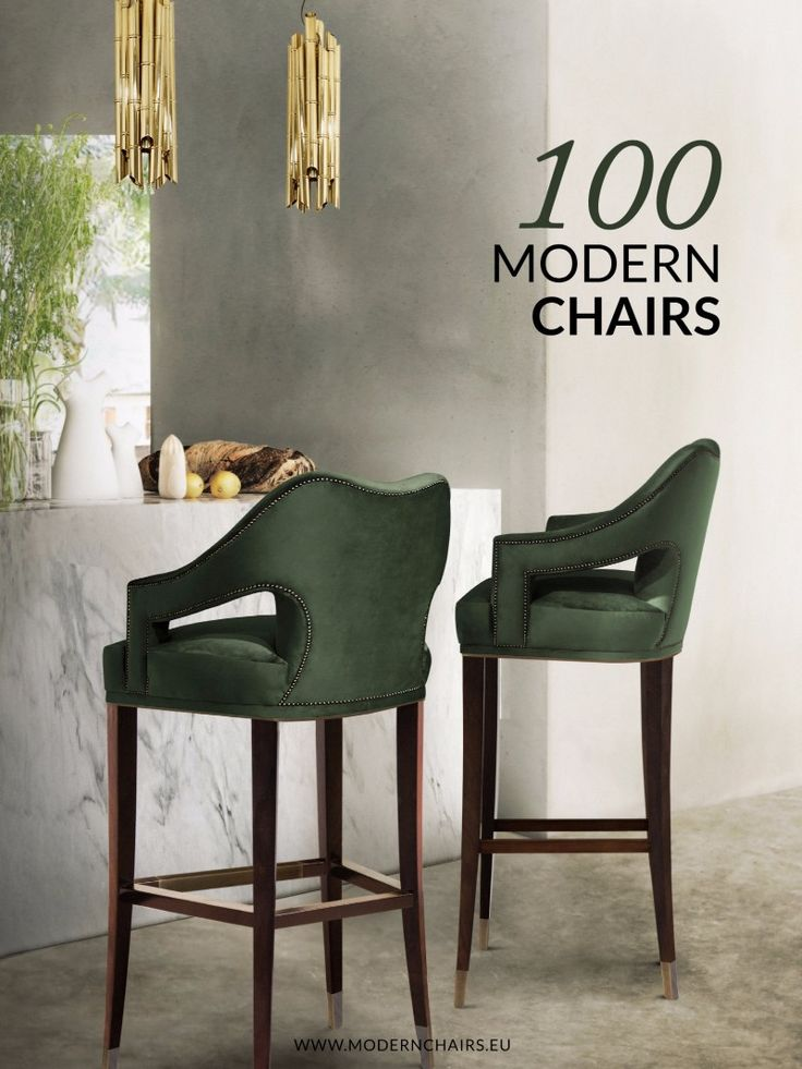 100 Moderne Sessel