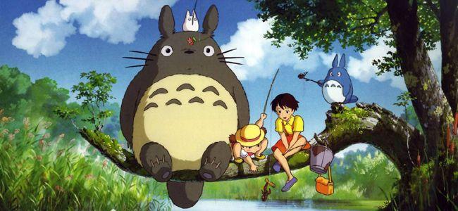 'Mi vecino Totoro' se reestrena en nuestras salas Noticias cine - eCartelera