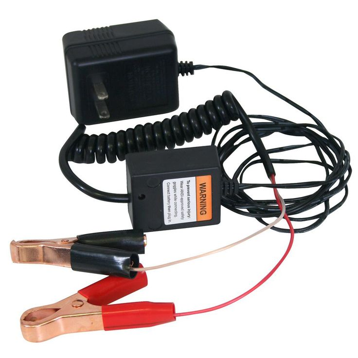 12Volt Automatic Battery Trickle Charger Charger, Tools