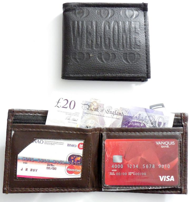 only 99p with free delivery, gents wallet in Black or brown with Note Pad Free Delivery