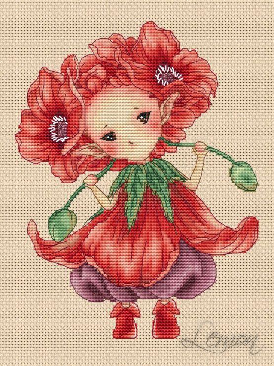 """Gallery.ru / Фото #135 - Для фирмы """"Lena Lawson Needlearts"""" - Lemon84"""