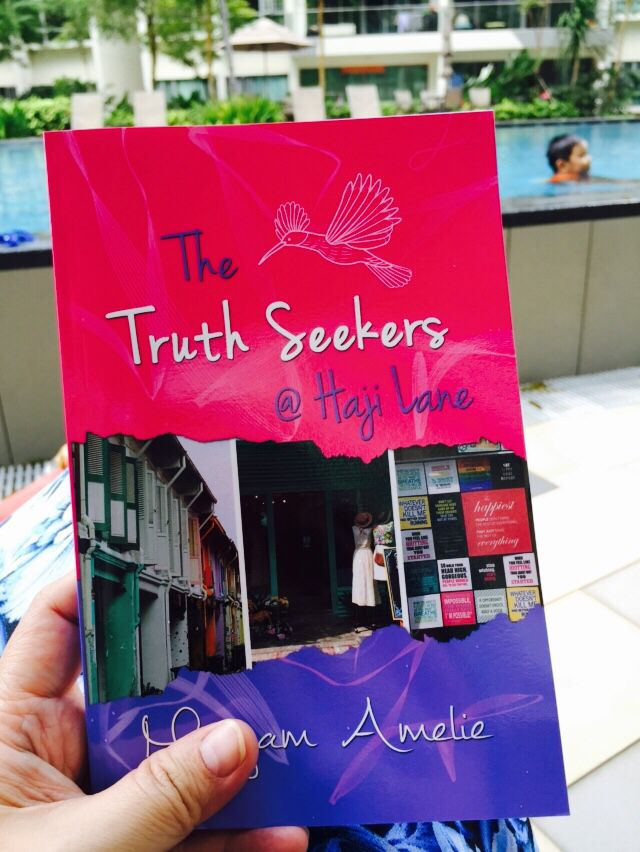 62 best books novels good reads images on pinterest romans the truth seekers haji lane by maryam amelie fandeluxe Choice Image