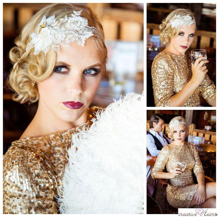 """Auch beim dritten Teil des Style-Shootings mit den handgefertigten Accessoires und Headpieces der Designerin Chiara Niggeloh mit ihrem Label """"La Chia"""". dreht sich alles darum, dass die Accessoires und der Haarschmuck des Labels """"La Chia"""" nicht nur von Bräuten sondern auch von weiblichen…"""