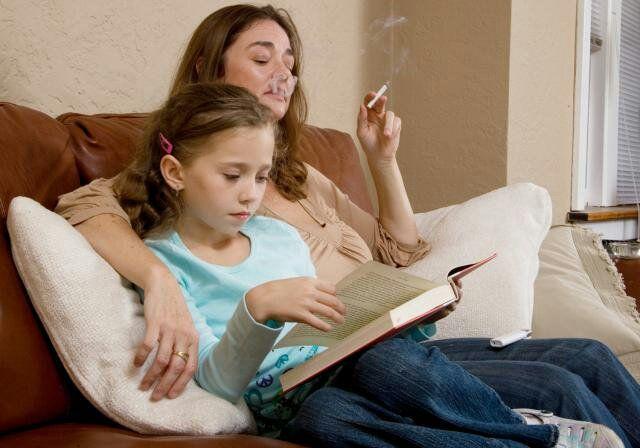 Udara kebebasan anak tanpa asap rokok