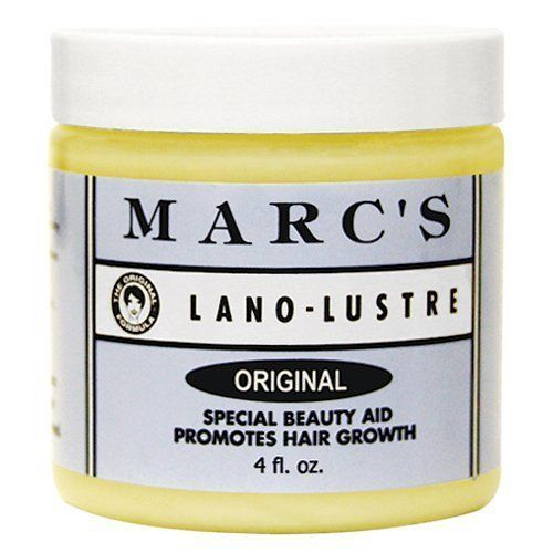Marc's Lano-Lustre Original, Special Beauty Aid Promotes Hair Growth 4oz ** This is an Amazon Affiliate link. You can find more details by visiting the image link.