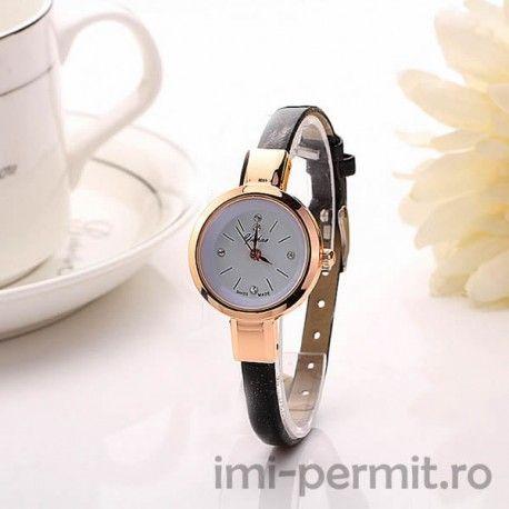 Un ceas pentru doamne, fin si elegant