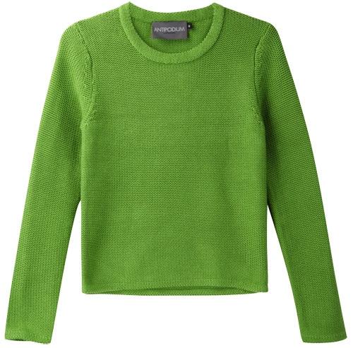 Ellingfort Pullover in Green    Shop now...http://www.antipodium.com/tops/ellingfort-pullover-in-green