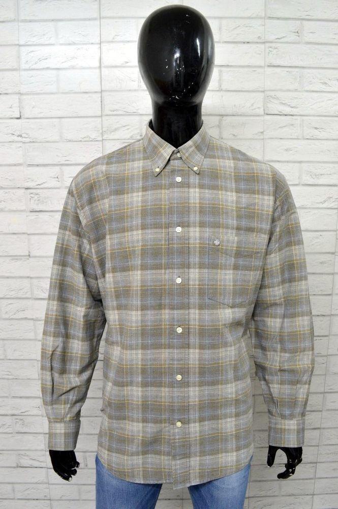 the best attitude 400e3 2a046 Camicia MURPHY & NYE Uomo Taglia Size XXL Shirt Chemise ...