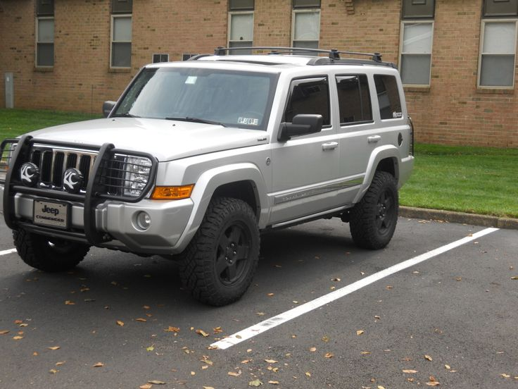 October 2012 - Ride of the Month WINNER! - Jeep Commander Forums: Jeep Commander Forum