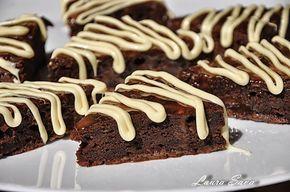 Triunghiuri/patrate cu ciocolata si mere | Retete culinare cu Laura Sava