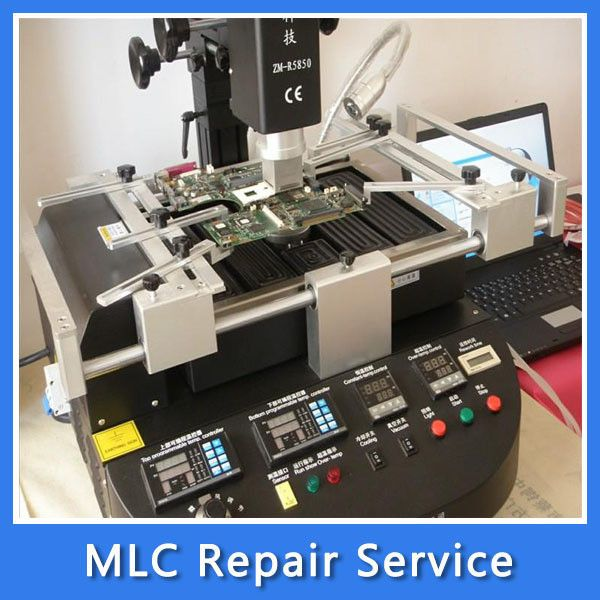 "Repair Service for Macbook Pro 15"" A1260 2.4Ghz Logic Board Motherboard MB133 820-2249-A 661-4960 Early 2008"