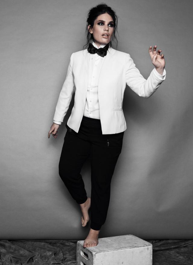 Clémentine Desseaux, le top plus size qui monte en interview exclusive