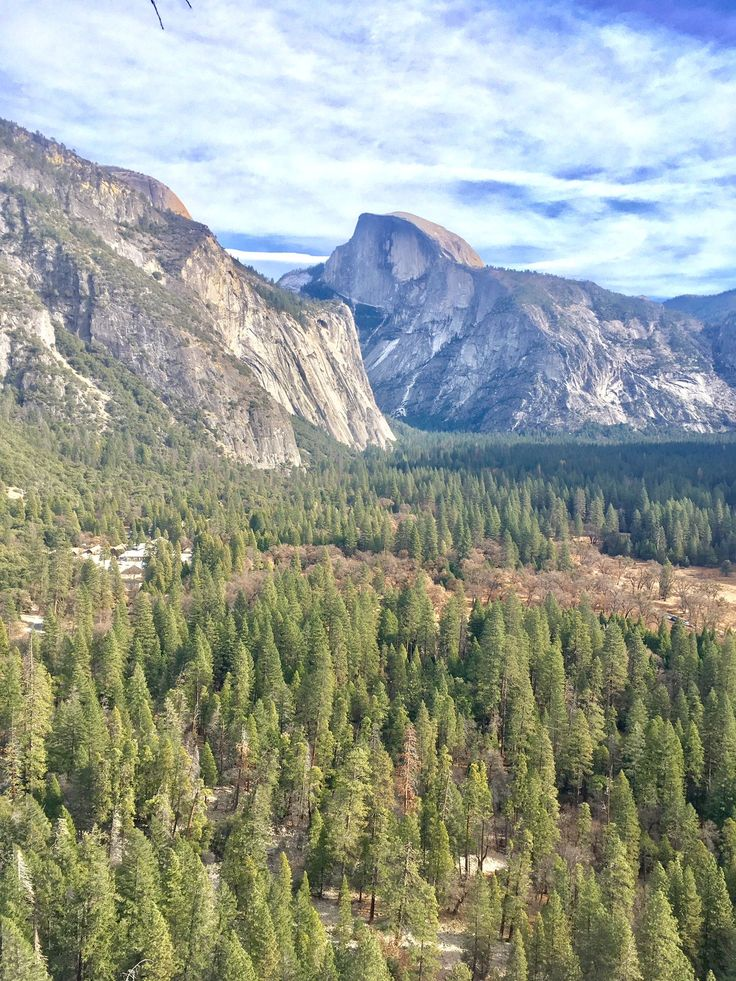 Enjoy free entry into Yosemite National Park