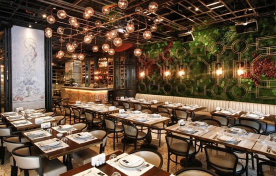 develi restaurant  SPACE Architects  nişantaşı mimar Kaan Cetinkaya