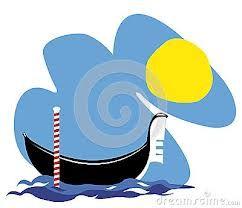 disegni gondola veneziana - Cerca con Google