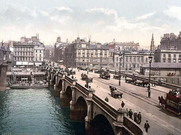 Life certainly moved at a slower pace 100 years ago in Glasgow. Maybe not such a bad thing.