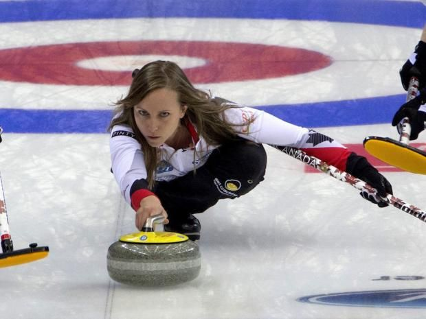Canada clinches first place and playoff spot at world women's curling championship with wins over Sweden, Czech Republic | National Post