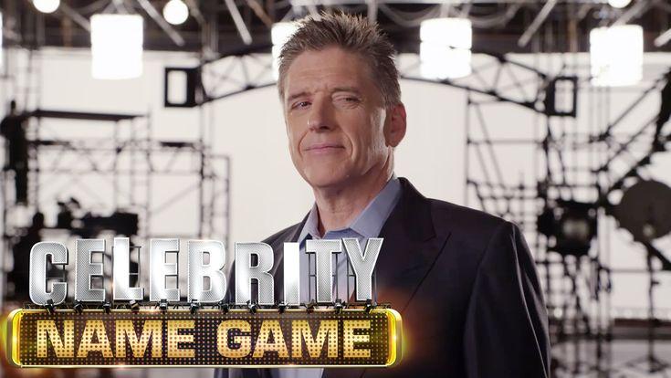 Celebrity Name Game .. Host: Craig Ferguson