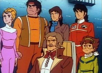 Voltron Force Characters Names 17 Best images ...