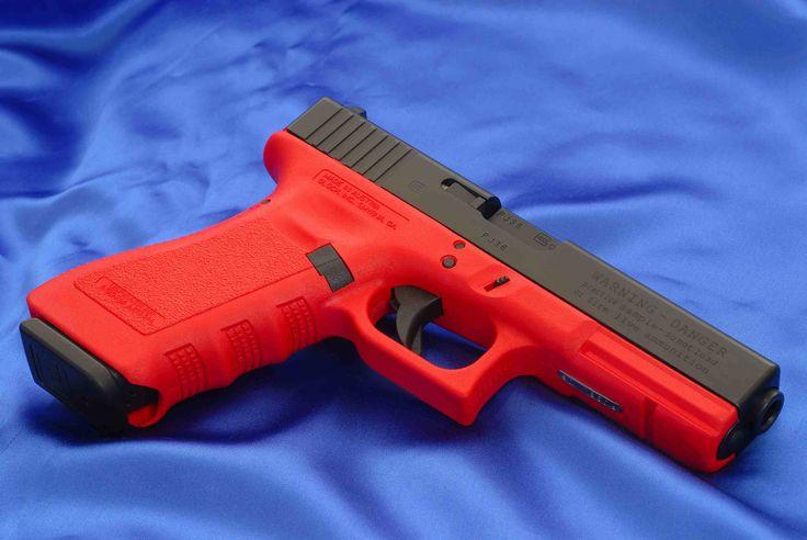 Red / Black Glock 9mm