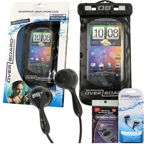 overboard waterproof case for htc one x Banning flags
