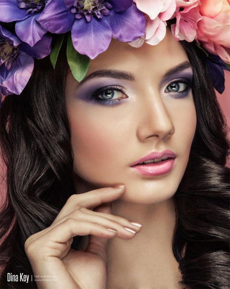 Violet make up » Fashionple - Fashion Networking Services