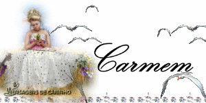 MUITO LINDO: CARMEM