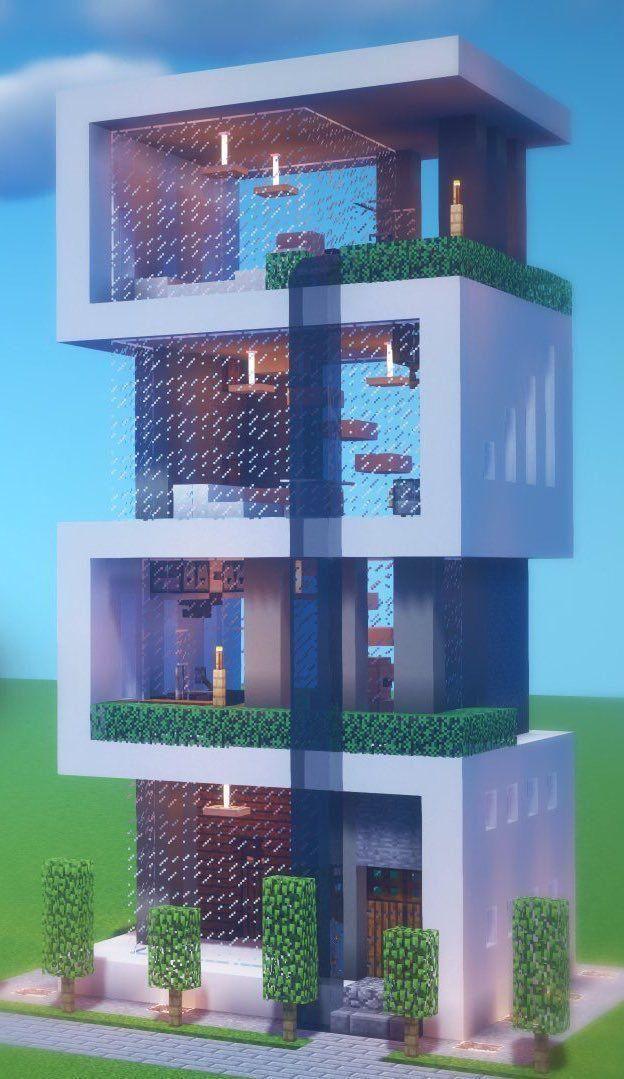 Minecraftbuildingideas Minecrafthouses Minecraftbuildingideas In 2020 Minecraft Room Minecraft Designs Minecraft Decorations