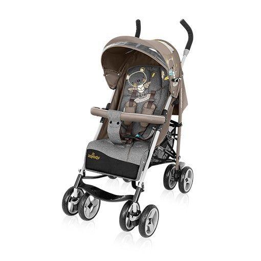 Baby Design Travel Quick babakocsi lábzsákkal - 2017 09 Brown - Zsebi Babaáruház - Babakocsik, bababútorok, autósülések, etetőszékek - Széles választék, kedvező árak