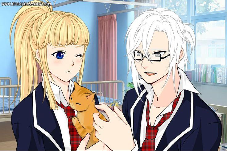 Manga Creator School Days page.11 Screen shot 1