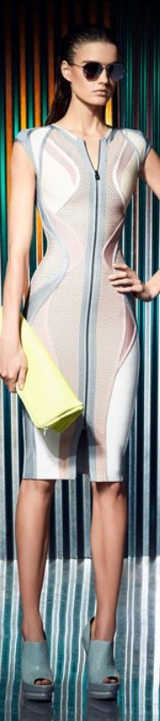 Resort 2014 Herve Leger  #HauteCouture  http://gtl.clothing/a_search.php#/post/Herve%20Leger/true @gtl_clothing #getthelook